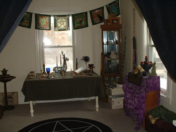 Types Of Space Spiritual